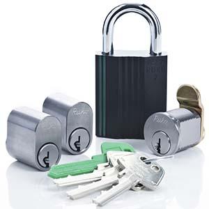 Ruko serie 1200 låsecylindre