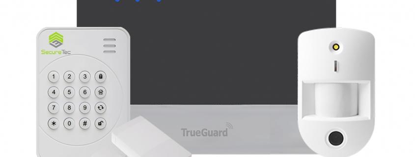 Trueguard alarm