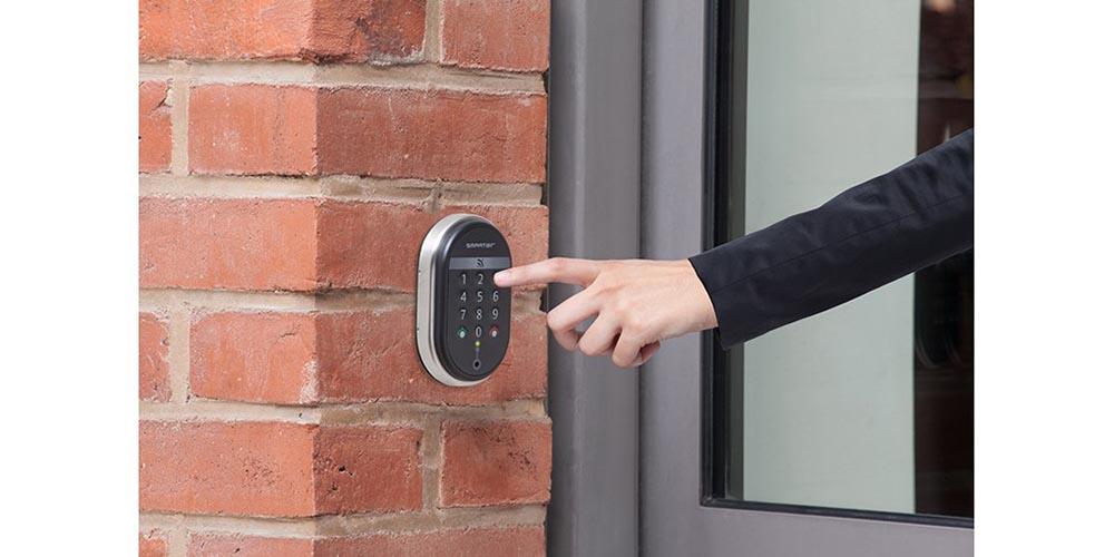 SMARTair adgangskontrol væglæser